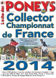 COLLECTOR CHAMPIONNAT DE FRANCE 2014